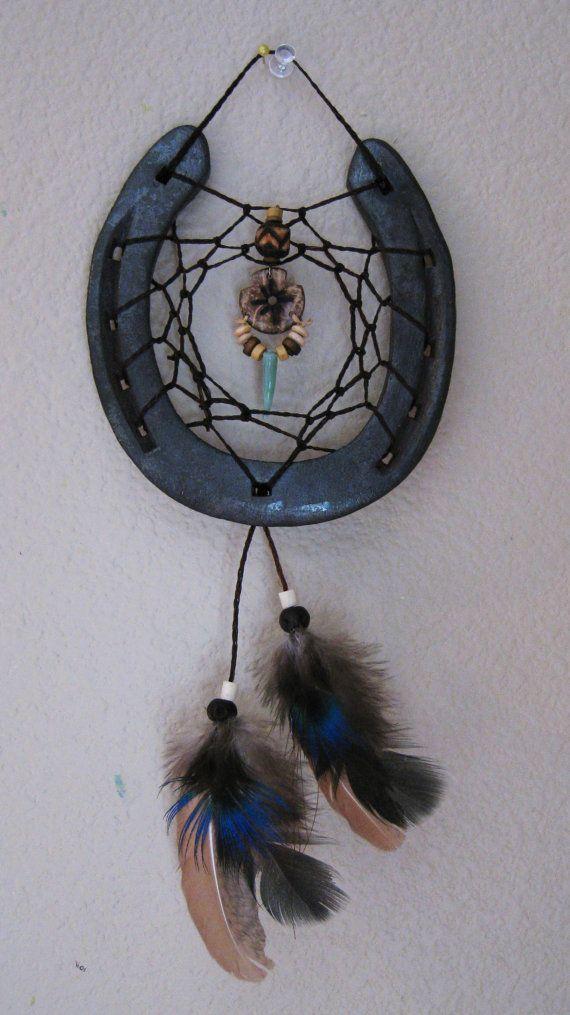 Tribal Horse Dreamcatcher