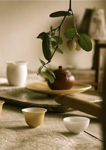 Tea Ceremony #tealover #teaset