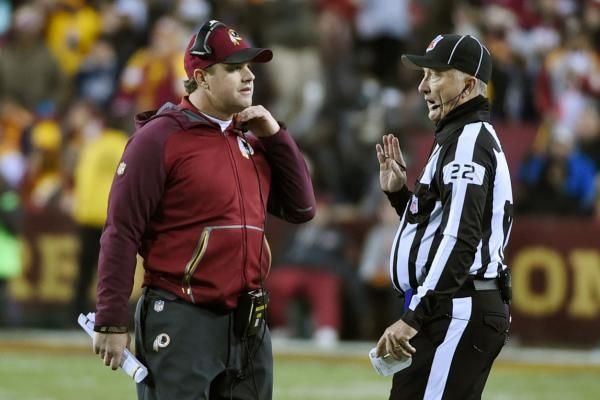 The Washington Redskins officially signed head coach Jay Gruden to a multi-year contract extension on Monday.
