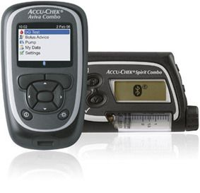 ACCU-CHEK Bluetooth-Powered Blood Glucose Meter Insulin Pump Combo System Receives FDA Approval