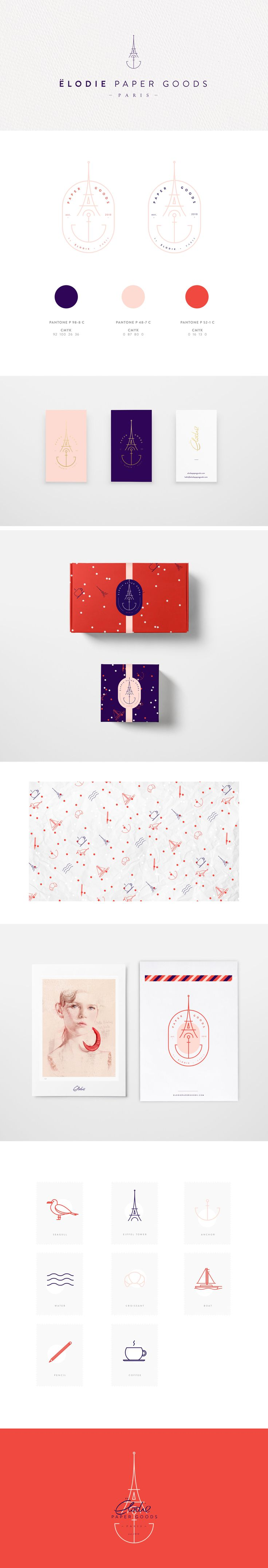 Elodie Paper Goods by Cocorrina