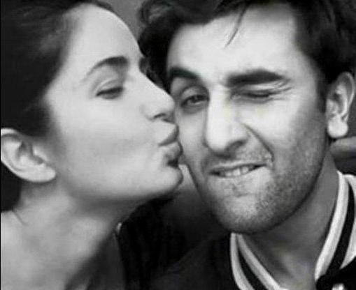 When Katrina Kaif Kissed Ranbir Kapoor!