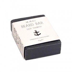 Mydło do brody - The Miller's Beard Shampoo Bar 100g