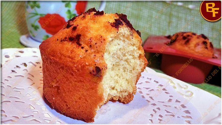 Muffin soffici allo yogurt 01