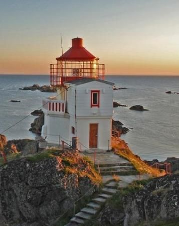 Best Exploring Lighthouses Images On Pinterest Light House - Norway lighthouses map