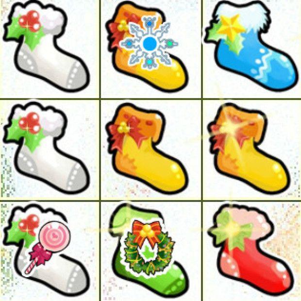 Karácsonyi zoknik – Christmas Lucky Socks Itt játszható - Play: http://eroszakmentes.com/karacsonyi-zoknik-christmas-lucky-socks/