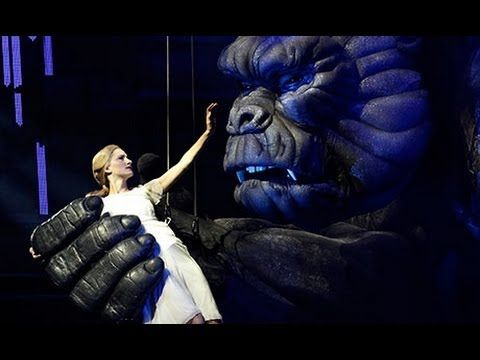 King Kong on Stage: The beast finally revealed. Filmed and Edited by: James Terry Full Song Performed. Full Moon Lullaby