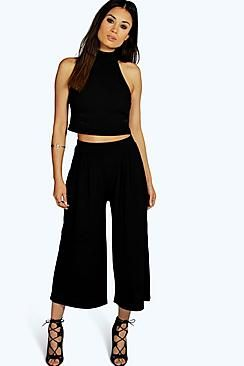 Co-ordinates & Co-ord Sets | Matching Crop Tops & Skirts | boohoo