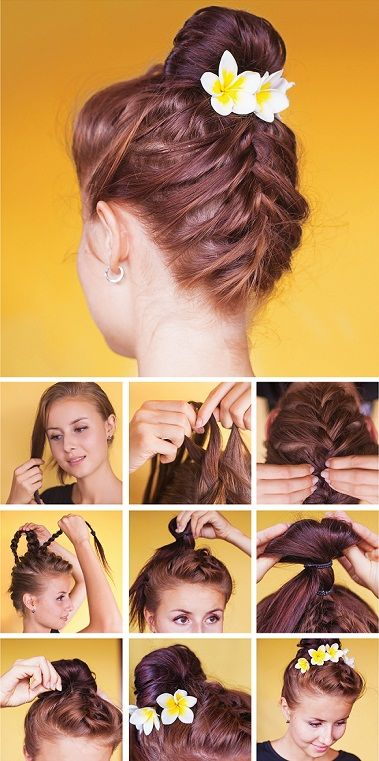 60 Easy and Simple Hairstyles for Long Hair in 2019