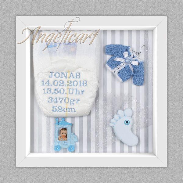 Geburtsgeschenk+von+Schnullerkette+auf+DaWanda.com