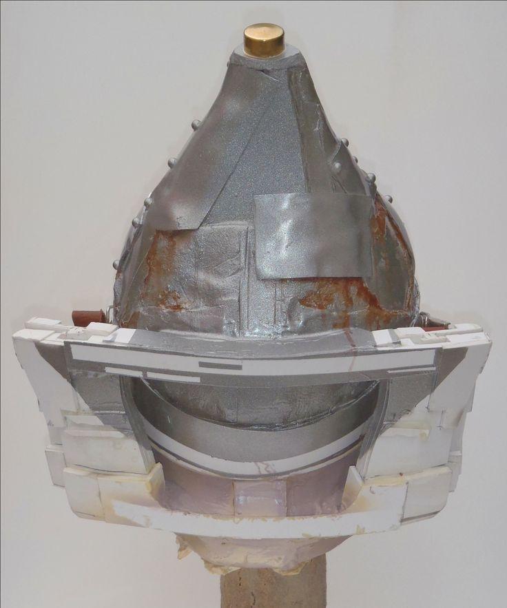 Retro del caschetto/maschera di Pinocchio steampunk ISV