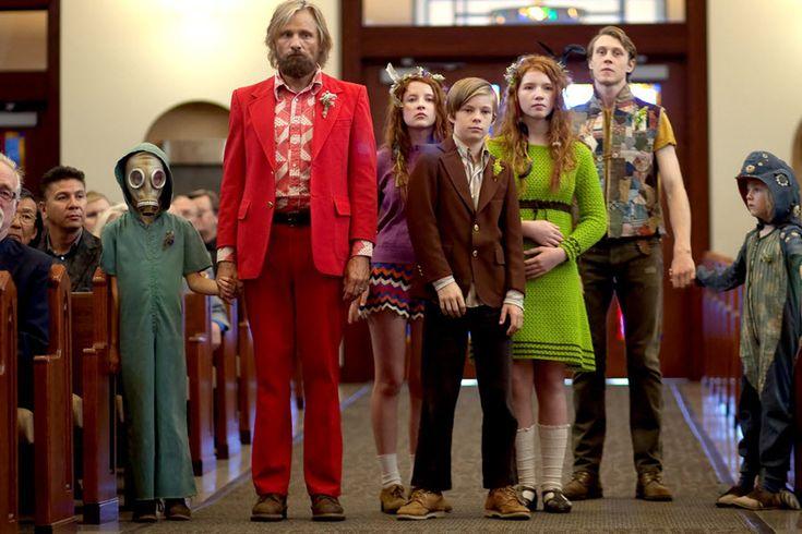 Tohle je náš svět [Captain Fantastic] - to je film, který mě okouzlil. Dostane Vás do úplně jiné reality. Zanechá ve Vás stopu.