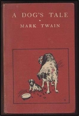 mark twain essay in german language