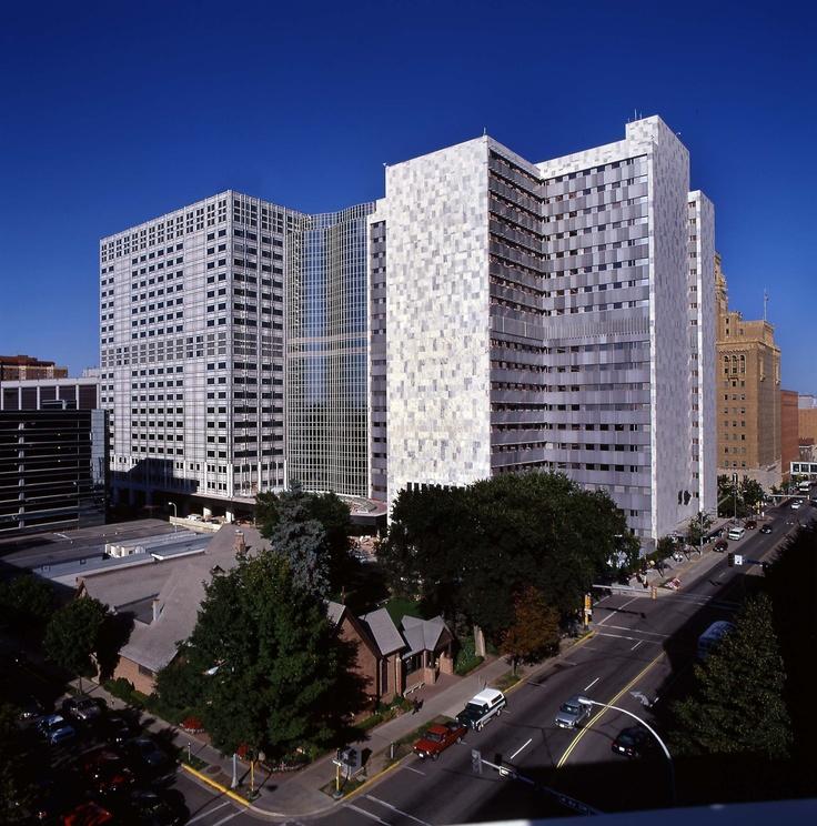 Mayo Clinic Gonda Building Rochester Mn Minnesota On
