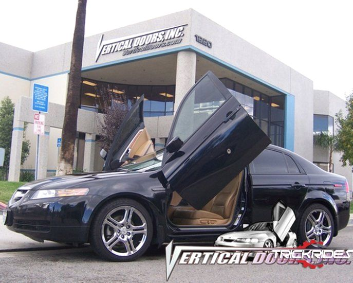 Trickrides Customdoors Trickdoors Carlifestyle Carporn Trickit Cars Acura Tl Acura Vertical Doors
