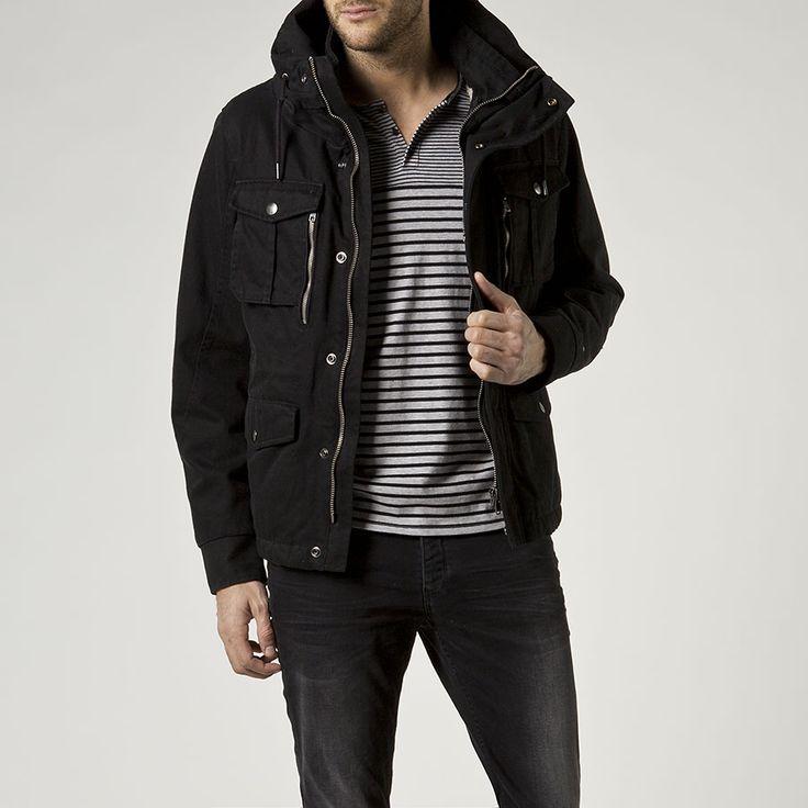 Choisir sa veste d'hiver homme