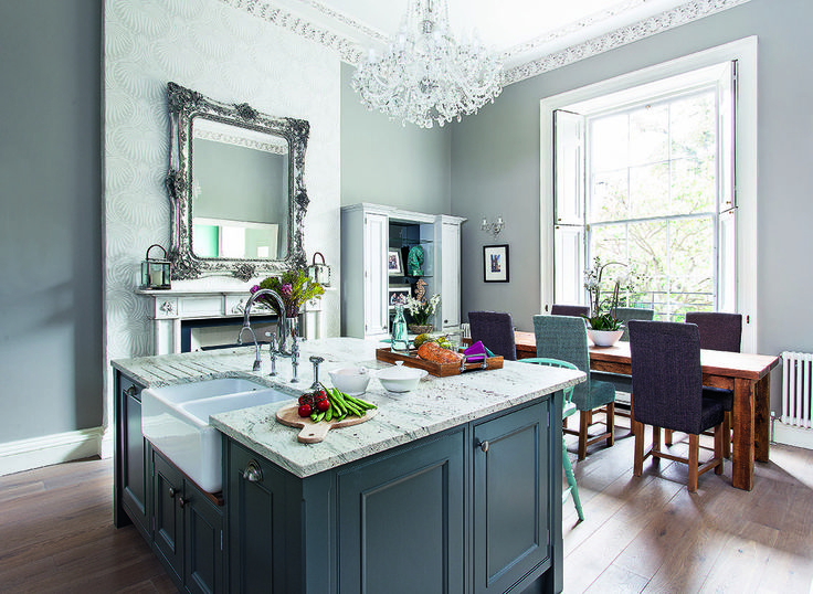 13 Best Beautiful Kitchens December January Issue Images