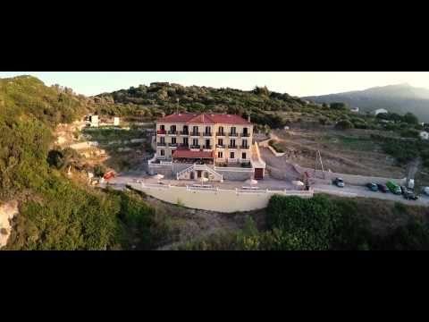 Sunrise Beach hotel, Kokkari, Samos
