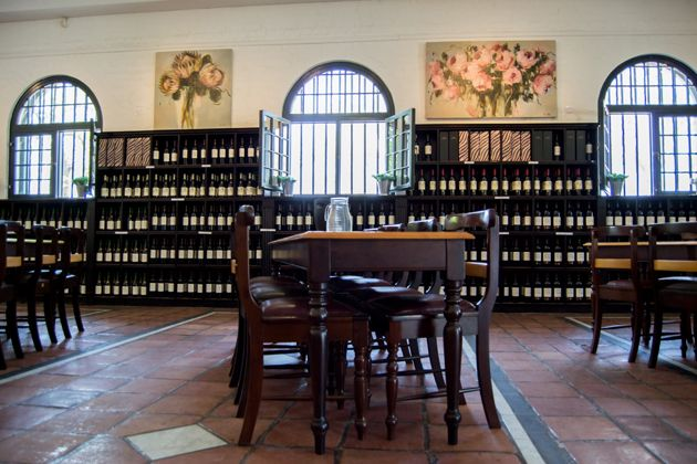 Groot Constantia Restaurant and Wine Tasting #FeelGroot