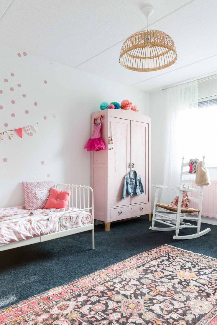 meisjeskamer | girls room | vtwonen 10-2016 | photography: Hans Mossel | styling: Sabine Burkunk