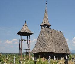 Biserica de lemn din Sebis