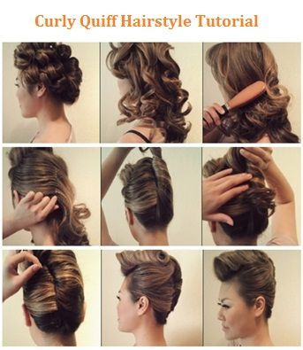 Best S Updo Ideas On Pinterest S Hairstyles S - Classic hairstyle tutorials