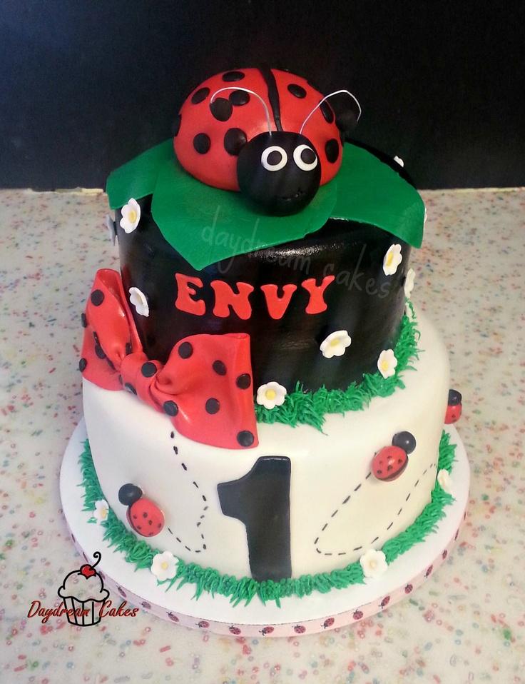 Ladybug Cake Decoration Ideas : 172 Best images about Cake Decorating~Lady Bug on ...