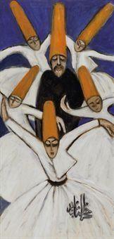 Dervishes (1950) - Fahrelnisa Zeid