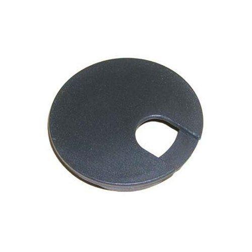 "2-1/2"" Black Desk Grommet (10 Pack) by Bmi. $20.00. 2-1/2"" Black Desk Grommet. Fits in 2-1/2"" round hole. Package of 10."