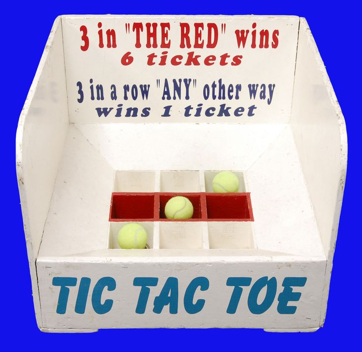 tic tac toe game instructions