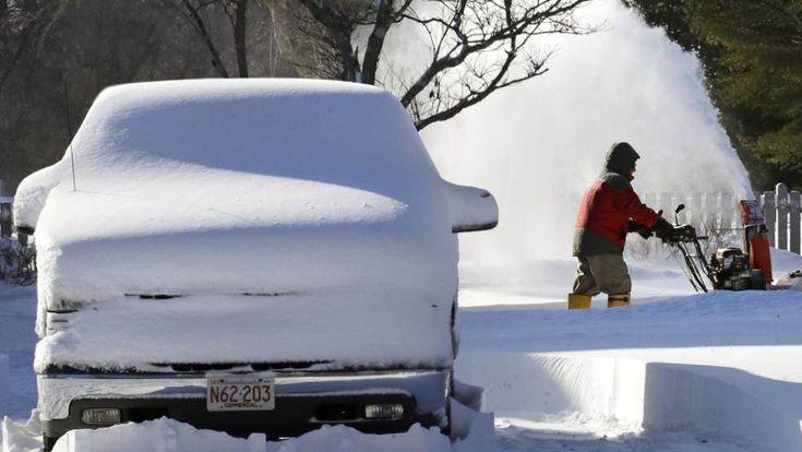 ESTADOS UNIDOS La ola de frío se acerca a mínimos históricos en el Este de EE UU Tras la tormenta de nieve y viento dejada por el 'ciclón bomba' una corriente ártica provocará rachas de aire de frío extremo #Invierno #Nieve #Temporales #Estaciones año #Frío #Estados Unidos #Temperaturas #Desastres naturales #Norteamérica #Precipitaciones #Desastres #Meteorología #Sucesos  http://www.miblogdenoticias1409.com/2018/01/estados-unidos-la-ola-de-frio-se-acerca.html#more #news