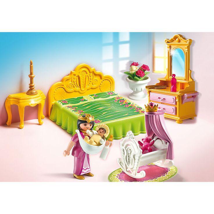 Playmobil Księżniczki Komnata sypialniana, 5146, klocki
