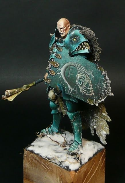 Abyssal painted by pedro_souto http://johnpirilloauthor.blogspot.com/
