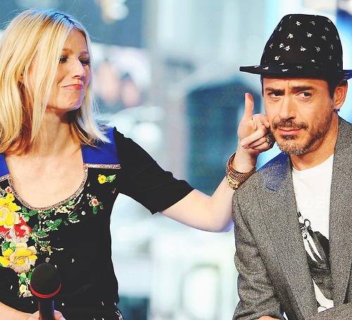"""Gwyneth Paltrow on RDJ: """"Robert is just utterly brilliant and completely gifted and totally wacky and his own amazing creation."""""""