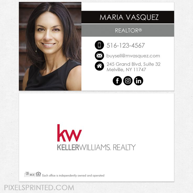 Best 25 Realtor business cards ideas on Pinterest