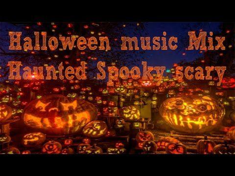 halloween music playlist youtube - Spooky Halloween Music Youtube