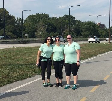 CCSD participated in the National Psoriasis walk this past weekend! It was such a nice day out to support a great cause! #psoriasis #CCSD #ChicagoDermatology #Chicago #NPF