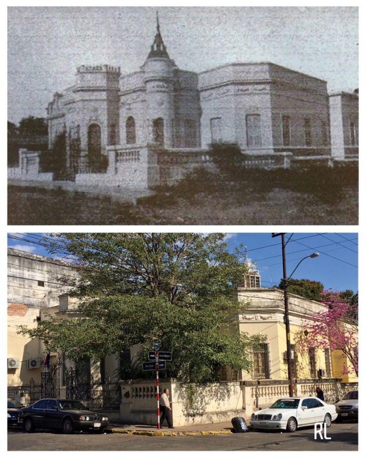 Casona antigua de Asunción sobre San José esq/José Berges