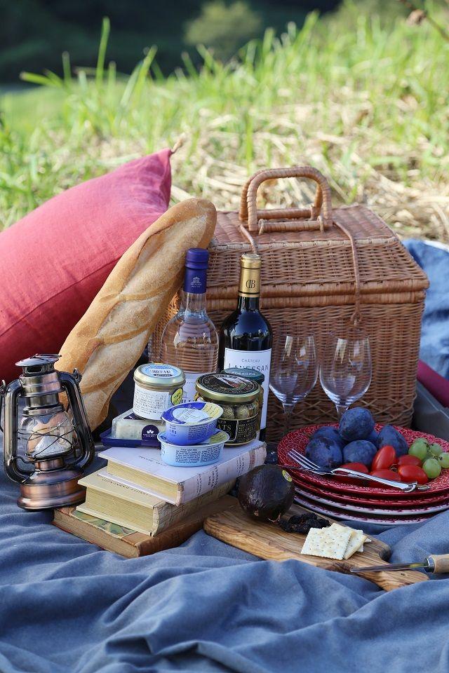 大人にしか解らない? ちょっと贅沢な秋のピクニック