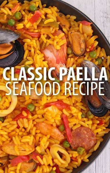 Travel back in time to make Mario Batali's seafood-rich 1986 Paella Recipe, with a spicy rouille sauce and the freshest ingredients, as seen on The Chew.