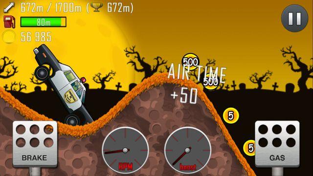 Game Mobil Seru Hill Climb Racing untuk Android dan iOS