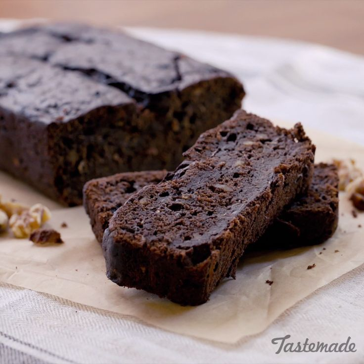 So chocolatey and moist, you won't even know there's vegetable in it!