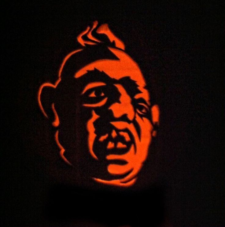Goonies pumpkin carving quot baby ruth 😀 my
