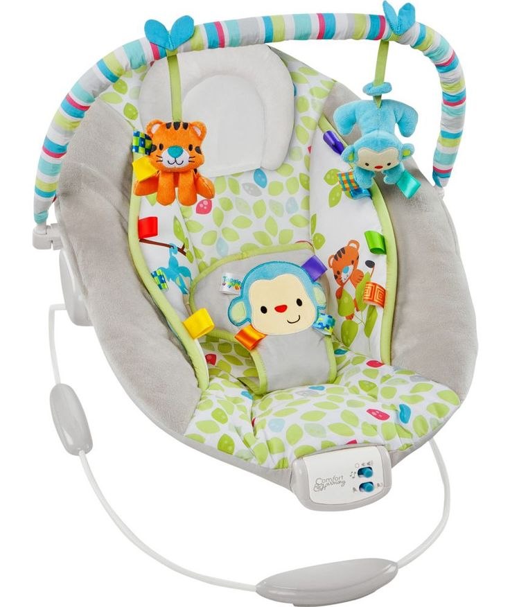 Buy Comfort & Harmony Monkey Bouncer at Argos.co.uk - Your Online Shop for Baby bouncers.