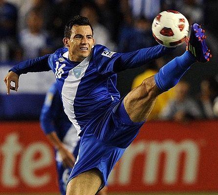 Guatemala - Marco Pappa #guatemalan #footballer #marcopappa
