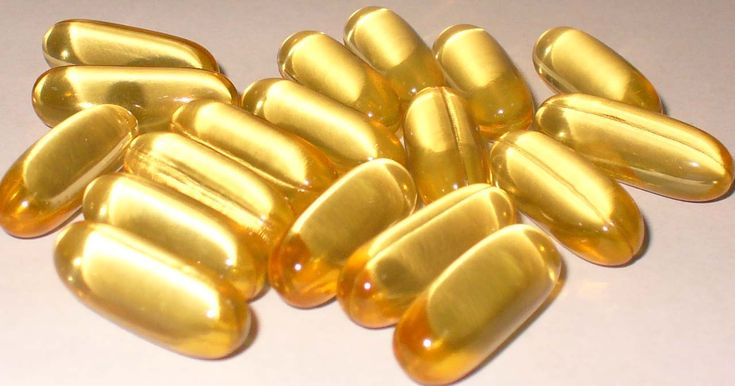 22 best 7 years younger everything images on pinterest for Is fish oil good for your hair