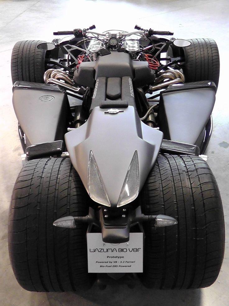 Wazuma- V8 F