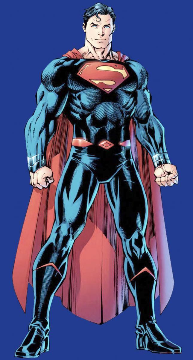 Rebirth: Los nuevos trajes de Superman, Batman y compañía para el relanzamiento…