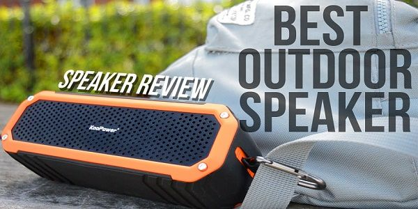 The World's Best Outdoor Bluetooth Speaker – A Review