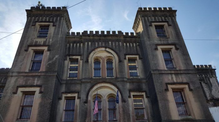 A Terrifying Tour Of This Haunted Jail In South Carolina Is Not For The Weak